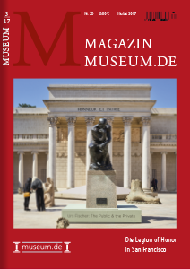 Magazin Museum.de Nr. 30, Herbst- Ausgabe, Oktober 2017