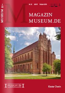 Magazin Museum.de Nr. 32, Frühjahr, April 2018