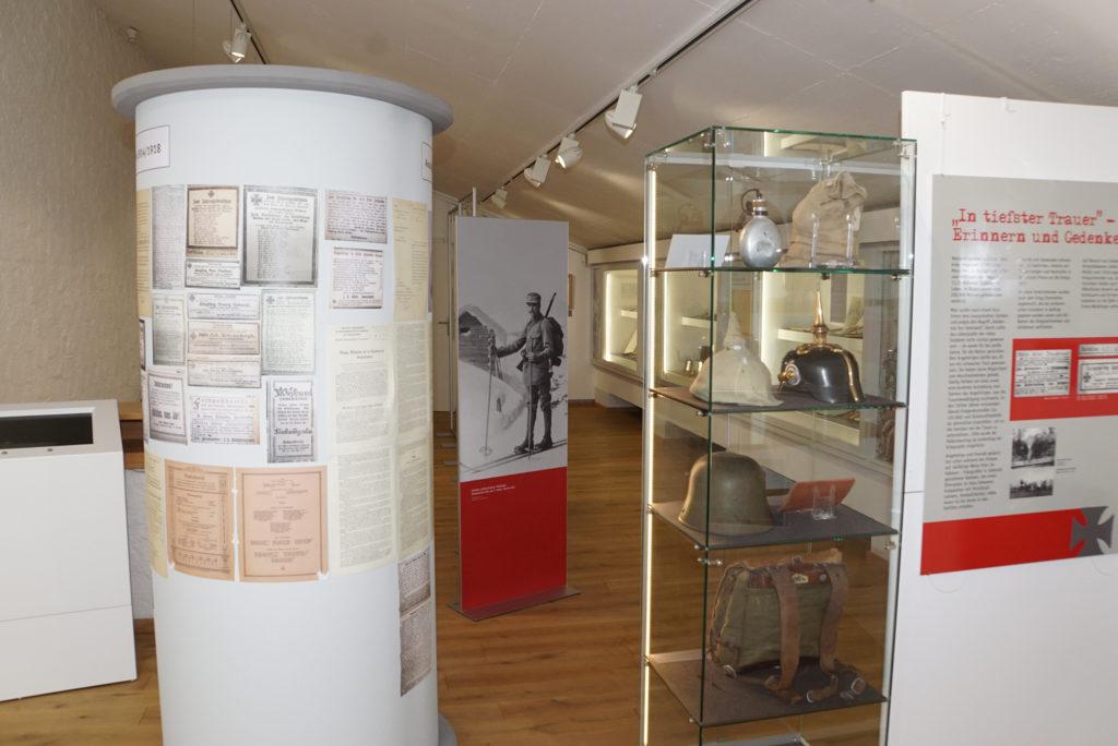 """""""1914–1919: Sonthofen in schweren Zeiten"""""""