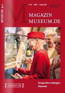 Magazin Museum.de Nr. 33, Sommer 2018