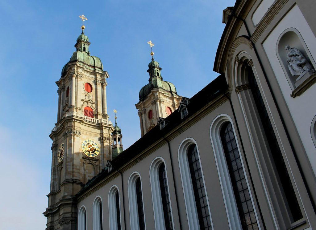 Museumsnacht  St. Gallen 2018