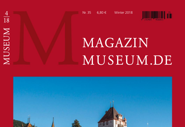 Magazin Museum.de Nr. 35, Winter, Dezember 2018