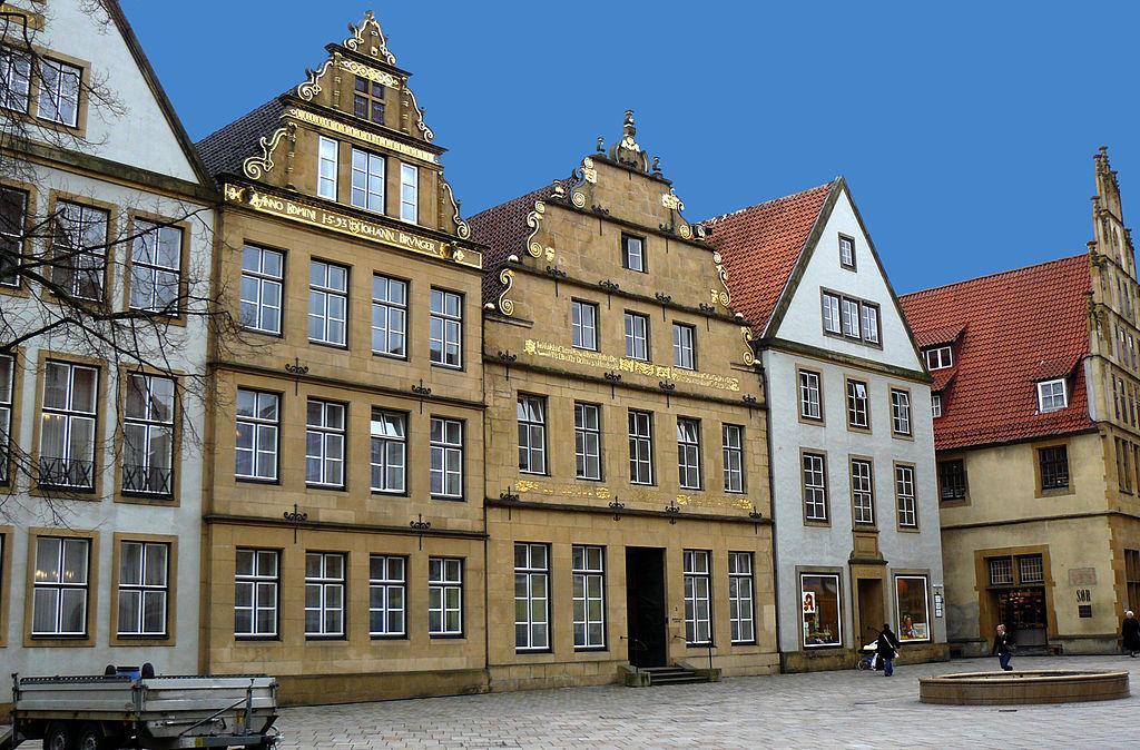 Nachtansichten 2019 in Bielefeld