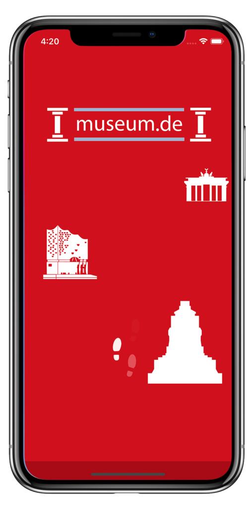 Museums-App im neuen Gewand