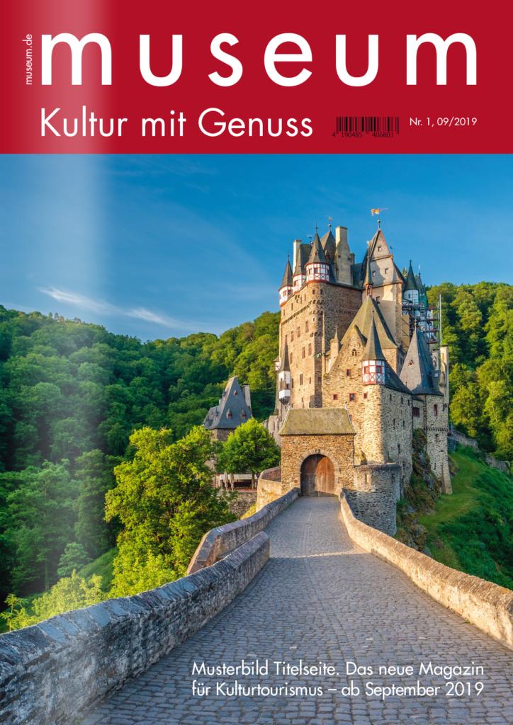"""Neu ab September: """"museum – Kultur mit Genuss"""""""