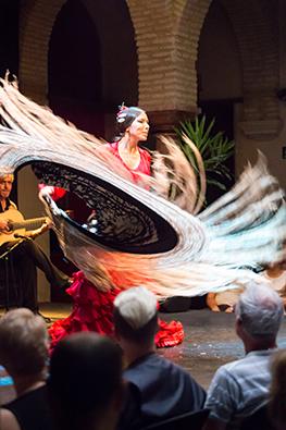 Flamenco Tanz Museum - Christina Hoyos, Sevilla