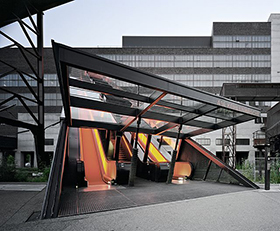 Museumseingang - (c) by Ruhr Museum Essen