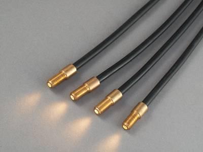 Endlicht-PMMA-Faserbündel