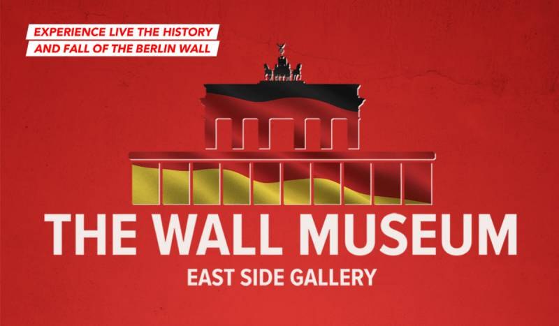 THE WALL MUSEUM EAST SIDE GALLERY