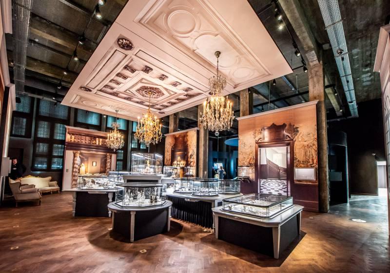 DIVA, Antwerp Home of Diamonds @museum.de
