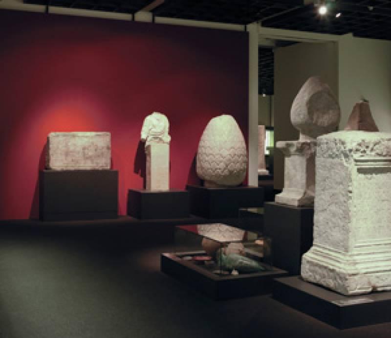 Archäologische Staatssammlung München Museum De