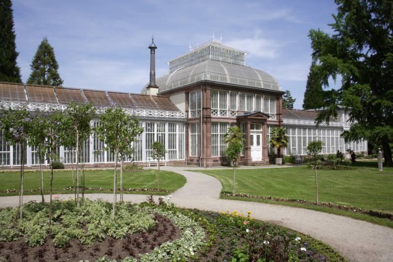Gewachshaus Museumslandschaft Hessen Kassel Museum De